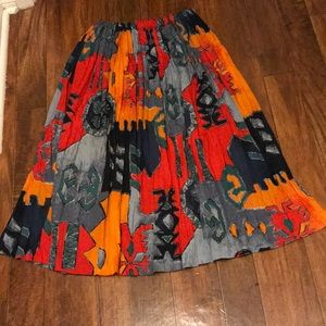 Dresses & Skirts - Beautiful Tribal Skirt - size 16